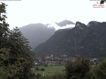 Oberammergau Panoramablick