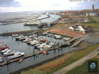 Webcam Terschelling
