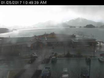 Webcam Sitka, Alaska