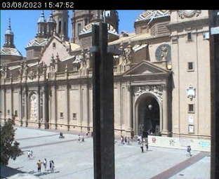Webcam Saragossa