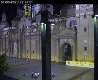 Webcam Zaragoza