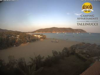 Webcam Lacona (Elba)
