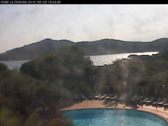 Webcam Porto Cervo