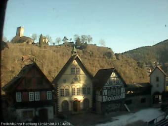 Webcam Hornberg (Schwarzwald)