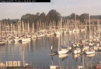 Webcam Santa Cruz, California