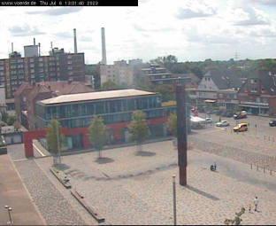Webcam Voerde (Niederrhein)