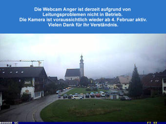 Webcam Anger (Berchtesgadener Land)