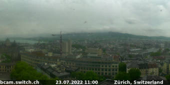 Webcam Zurich
