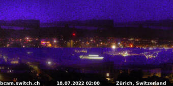Webcam Zurigo