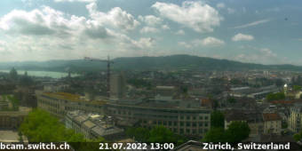 Webcam Zürich