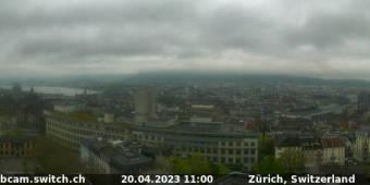 Webcam Zurigo