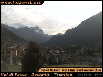 Webcam Pozza di Fassa