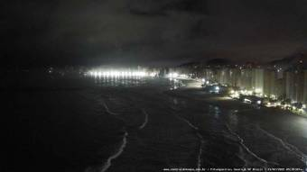 Webcam Guarujá