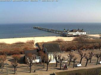 Webcam Ahlbeck (Usedom)