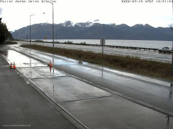 Webcam Anchorage, Alaska