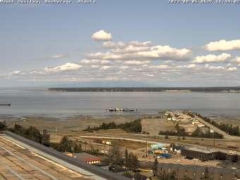 Mount Susitna, Alaska 35 minutes ago