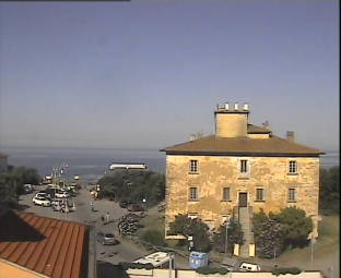 Webcam Marina di Bibbona
