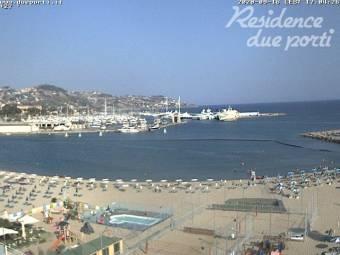 Webcam Sanremo