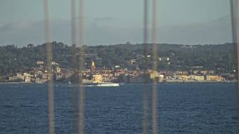 Webcam Saint-Tropez