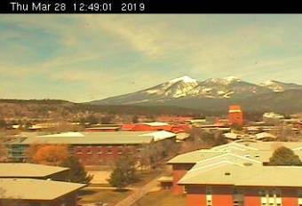 Webcam Flagstaff, Arizona