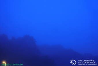 Webcam Berkeley, California