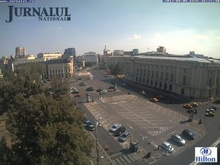 Webcam Bucarest