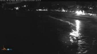 Webcam Karon Beach (Phuket)
