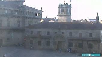 Webcam Santiago de Compostela