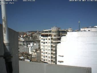 Webcam Tanger