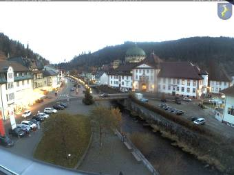 Webcam St. Blasien