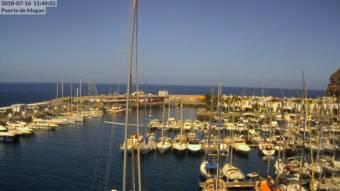 Webcam Puerto de Mogan (Gran Canaria)