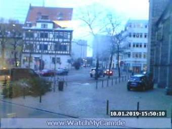 Webcam Erfurt