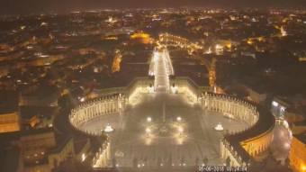 Webcam Vatican City