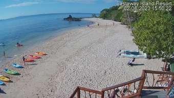 Webcam Castaway Island