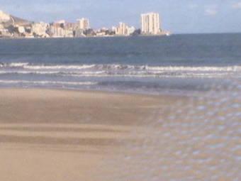 San Antonio Beach