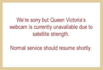 Webcam Queen Victoria