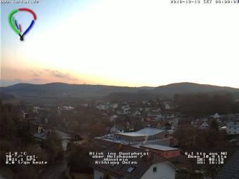 Webcam Holzhausen (Dautphetal)