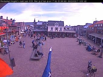 Webcam Egmond aan Zee