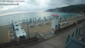 Webcam Cavoli (Elba)