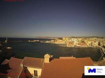 Webcam Chania (Crete)