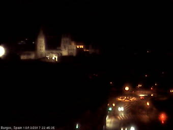 Webcam Burgos