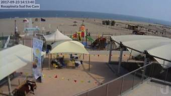 Webcam Rosolina Mare