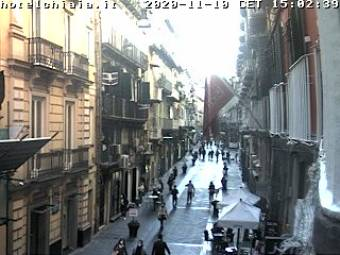 Webcam Naples