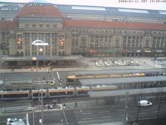 Webcam Leipzig