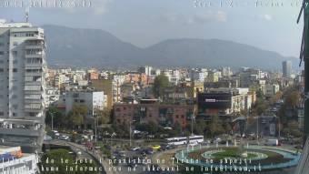 Webcam Tirana
