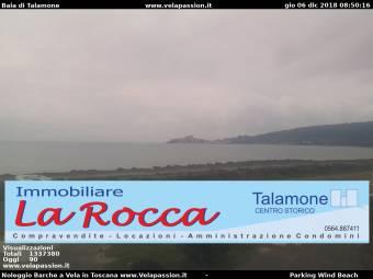 Webcam Talamone