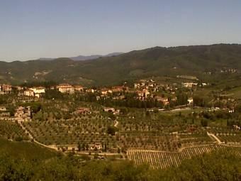 Webcam Radda in Chianti