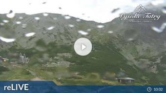 Webcam Tatranska Lomnica
