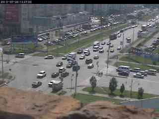 Webcam Omsk