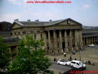 Webcam Huddersfield